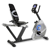 Vélo semi-allonge Bh fitness Confort Ergo Programmes