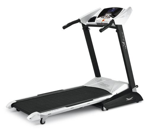 Tapis De Course Prisma M35 Eco Bh Fitness Blanc Et Noir Indisponible