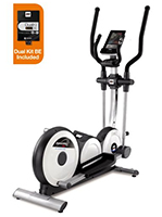 Vélo elliptique Bh fitness I.ATLANTIC Dual