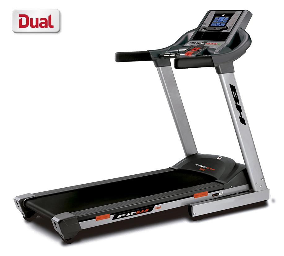Tapis de course Bh fitness i.F2W Dual