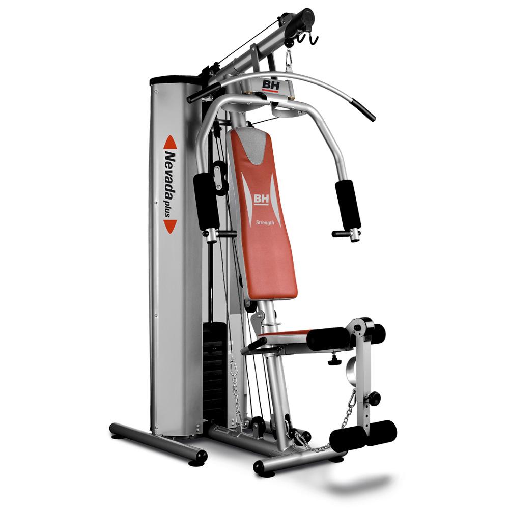 Appareil De Musculation Nevada Plus 100kg Bh Fitness Fitnessboutique