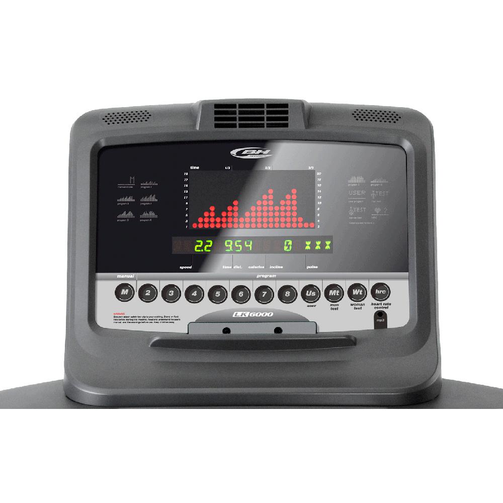 Détails Bh fitness LK5500 LED