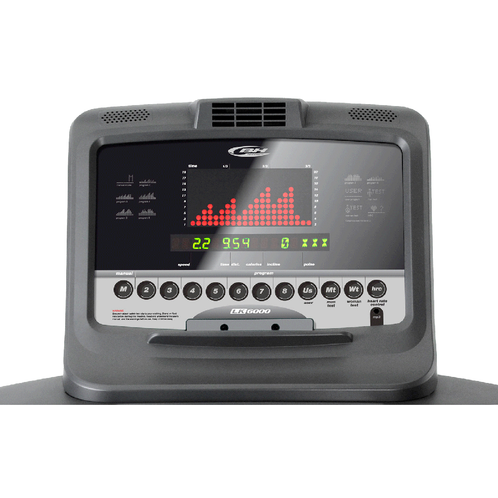 Bh fitness LK5500 LED