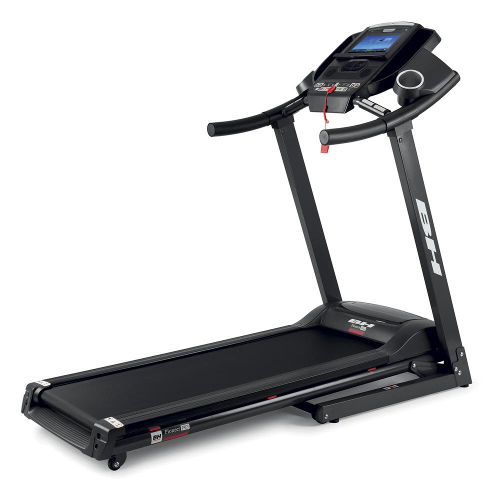 Tapis De Course Pioneer R2 Tft Bh Fitness Fitnessboutique