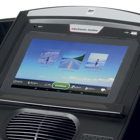 Détails Bh fitness Pioneer R2 TFT