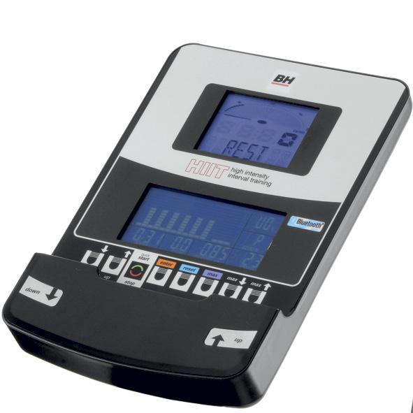 Détails Bh fitness I.Cross 3000