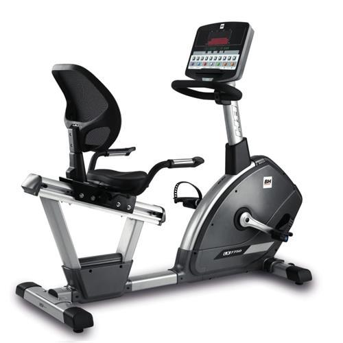 Vélo semi-allonge Bh fitness LK7750