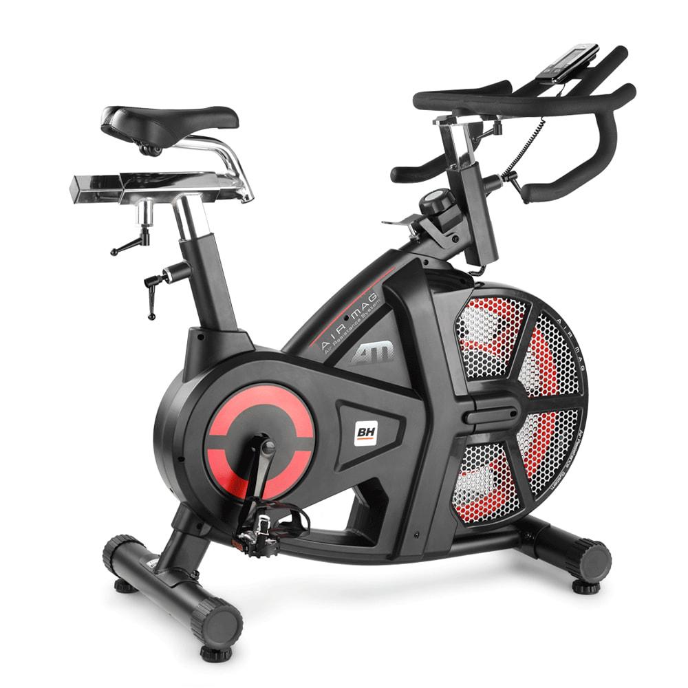 Vélo de biking Bh fitness Air Mag manual