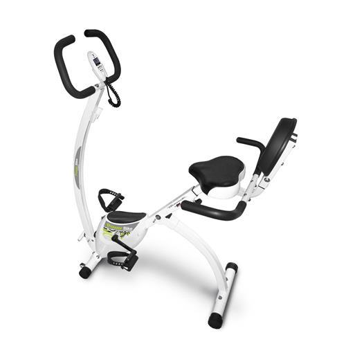 Vélo Semi Allonge Power Bike Bh Fitness Fitnessboutique
