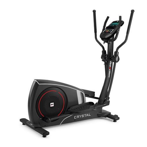 Vélo elliptique Bh fitness Crystal TFT noir