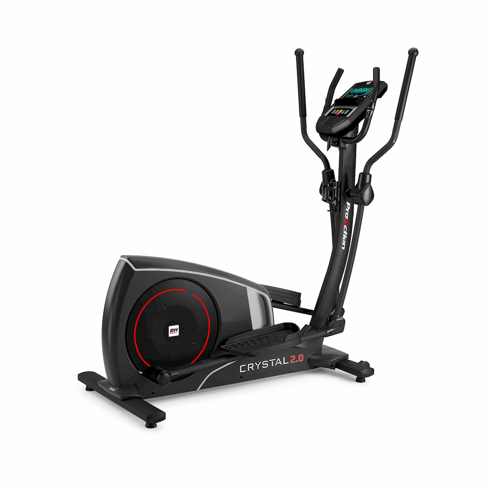 Bh fitness Crystal 2.0 TFT