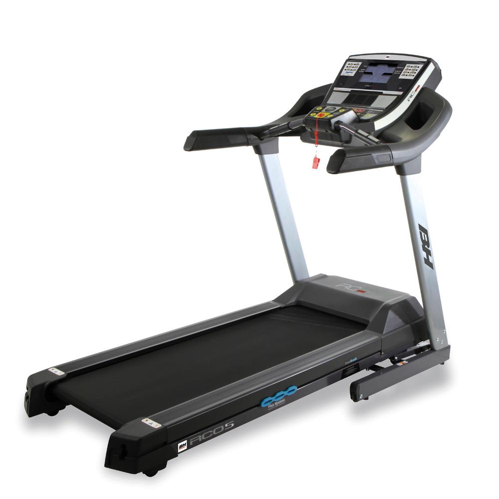 Bh fitness i.RC05 avec Kinomap