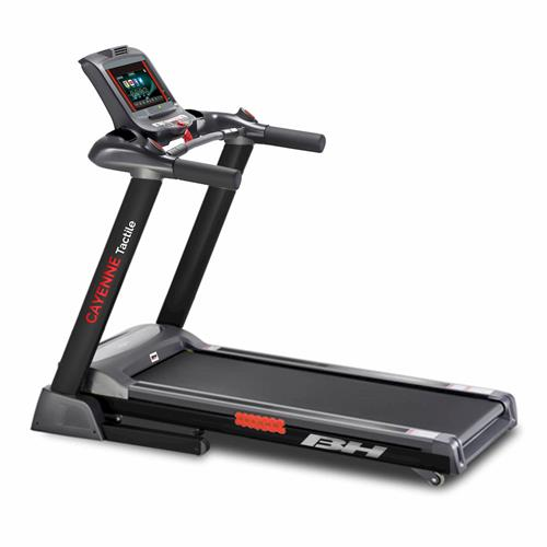 Tapis de course Bh fitness Cayenne Tactile