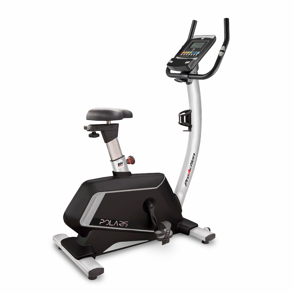 Vélo d'Appartement Droit Bh fitness I.Polaris Noir