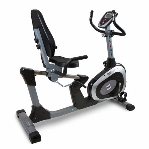 Vélo semi-allonge Artic Comfort Bh fitness - Fitnessboutique