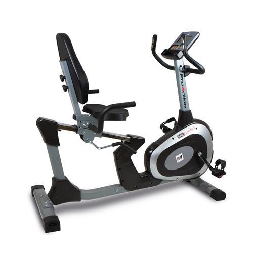 Vélo semi-allonge Bh fitness Artic Comfort Program