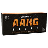 pre workout BIOTECH USA AAKG Elite