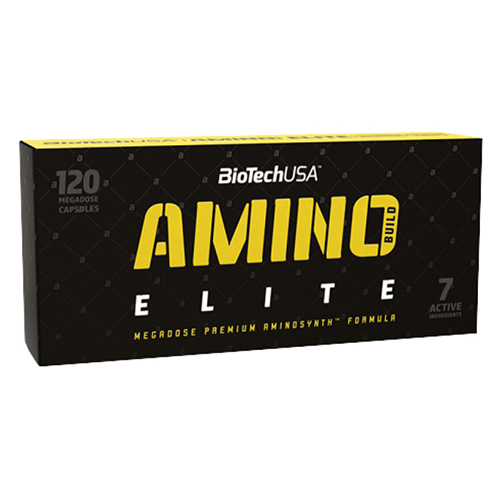 Acides aminés Biotech USA Amino Build Elite