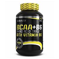 Acides aminés Biotech USA BCAA B6