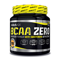Acides aminés BIOTECH USA BCAA Flash Zero