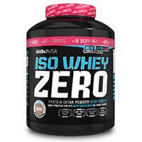 Whey protéine BIOTECH USA Iso Whey Zero