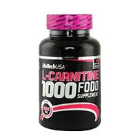 L-Carnitine Biotech USA L Carnitine 1000