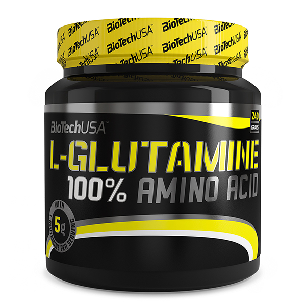 Biotech USA L Glutamine