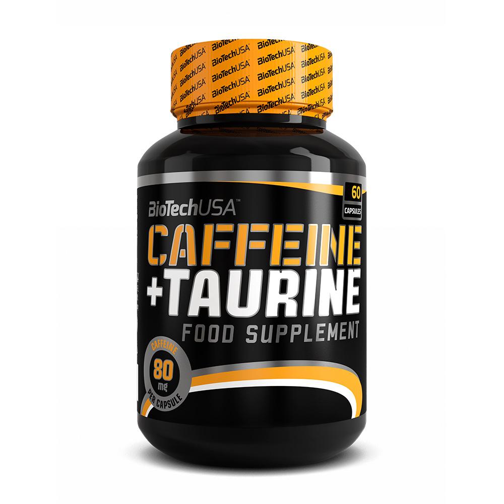Biotech USA Caffeine Taurine