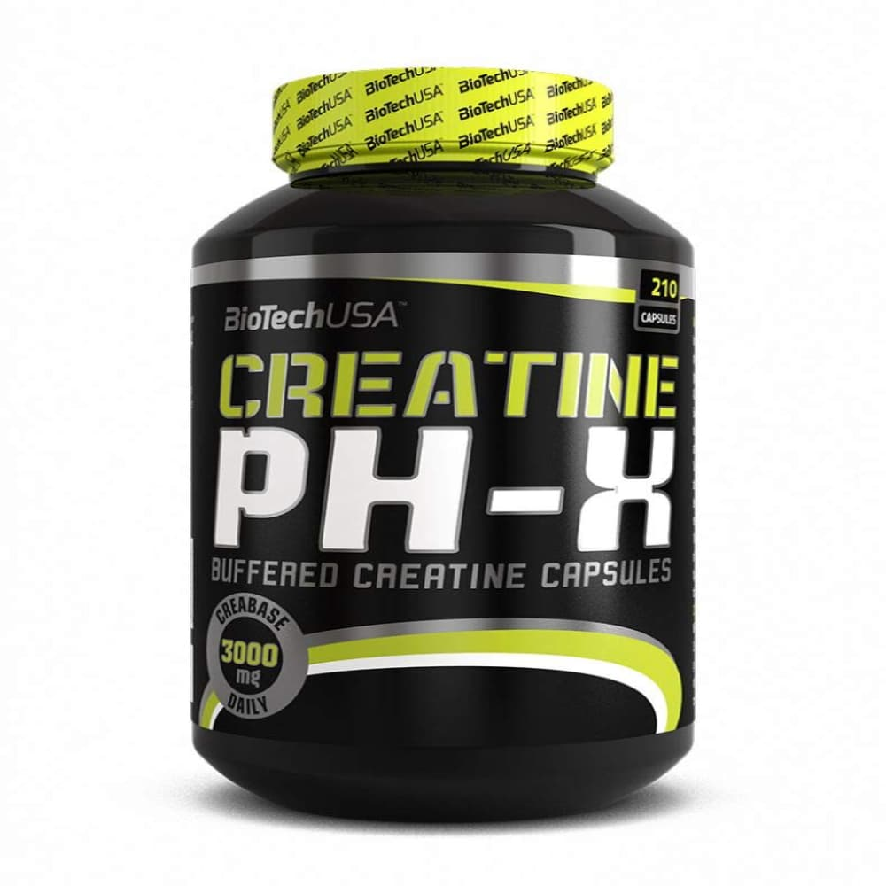 Biotech USA Creatine PH X