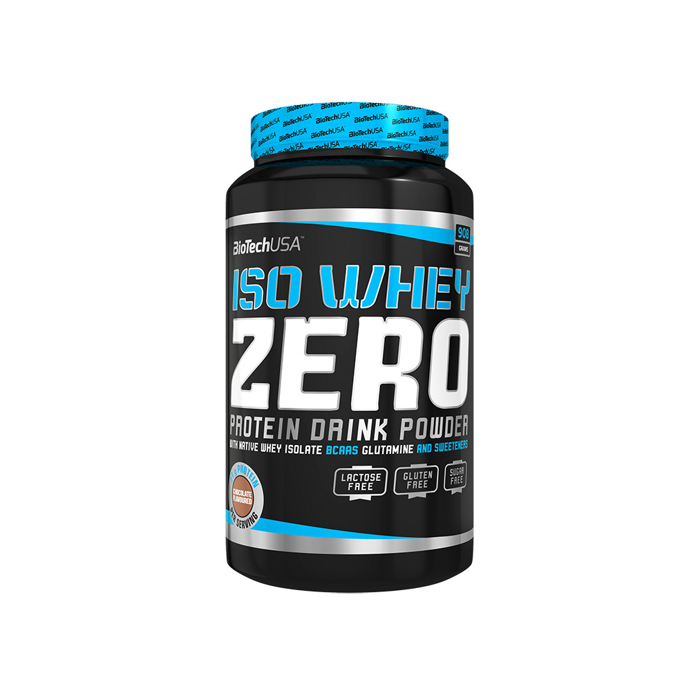 Biotech USA Iso whey Zero Avec Native