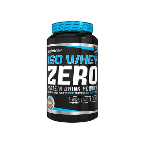 Protéines Biotech USA Iso whey Zero Avec Native