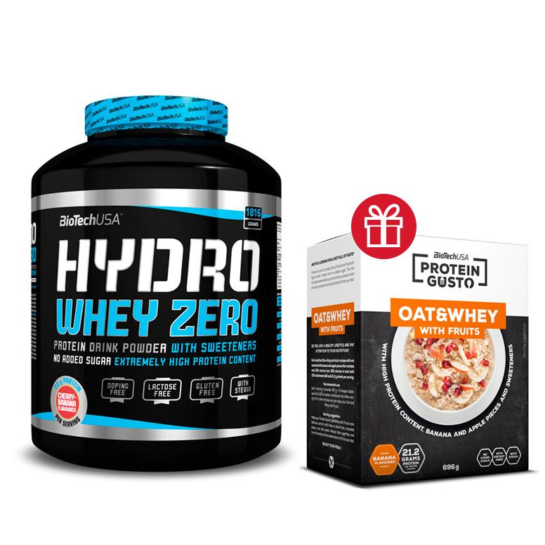 Biotech USA Pack Oat Hydro Whey Zero