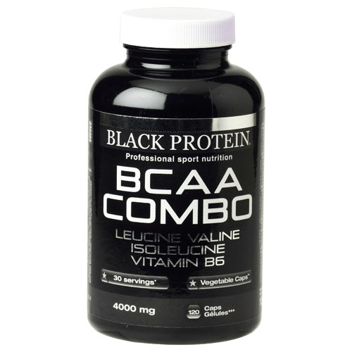Black Protein BCAA Combo