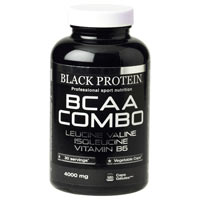 Acides aminés BLACK-PROTEIN BCAA Combo