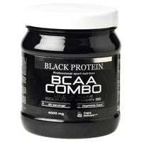 BCAA BLACK-PROTEIN BCAA Combo