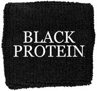 Shaker BLACK-PROTEIN Bracelet Eponge Black Protein
