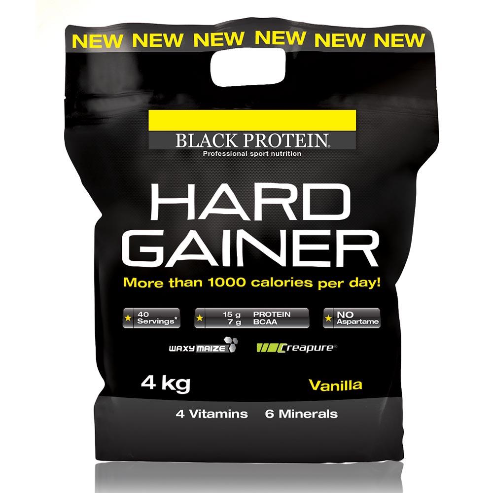 Black Protein Hard Gainer
