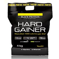 Prise de masse BLACK-PROTEIN Hard Gainer