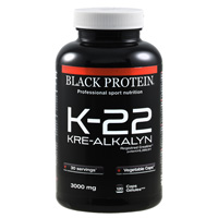 Kre-alkalyn Black Protein K 22 Kre Alkalyn