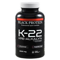 Créatine Kre-alkalyn Black Protein K 22 Kre Alkalyn