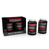 Pre Workout Black Protein Multi Energy