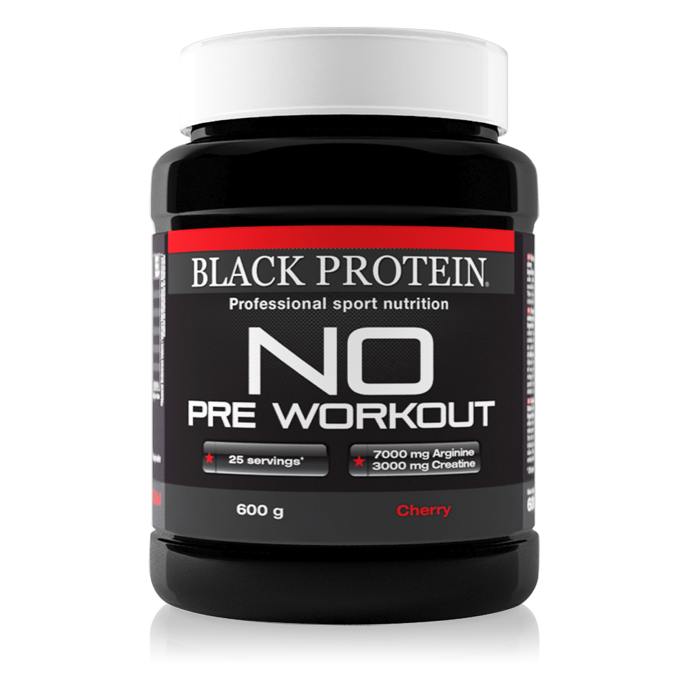 Congestion-N.O. Black Protein NO Pre WorkOut