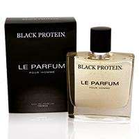 Shaker Black Protein Le Parfum Homme