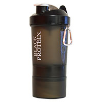 Shaker Black Protein Smartshake Black Protein