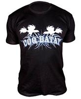 Vêtements de Sport Femme BLACK-PROTEIN T-Shirt Black Protein Coqbatay L