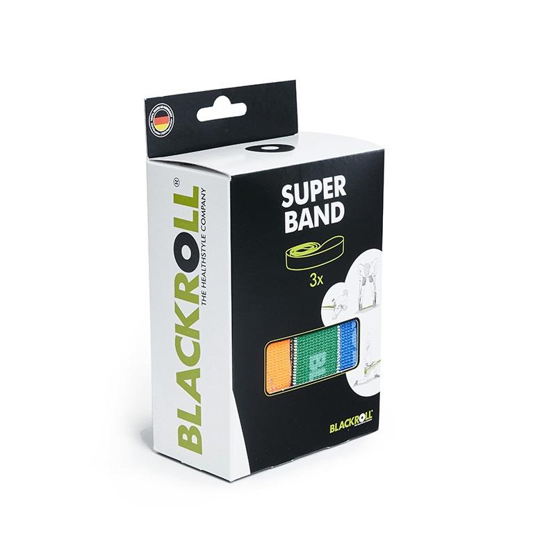 Blackroll Super Band Set - 3 élastiques