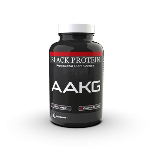 Pre Workout Black Protein AAKG