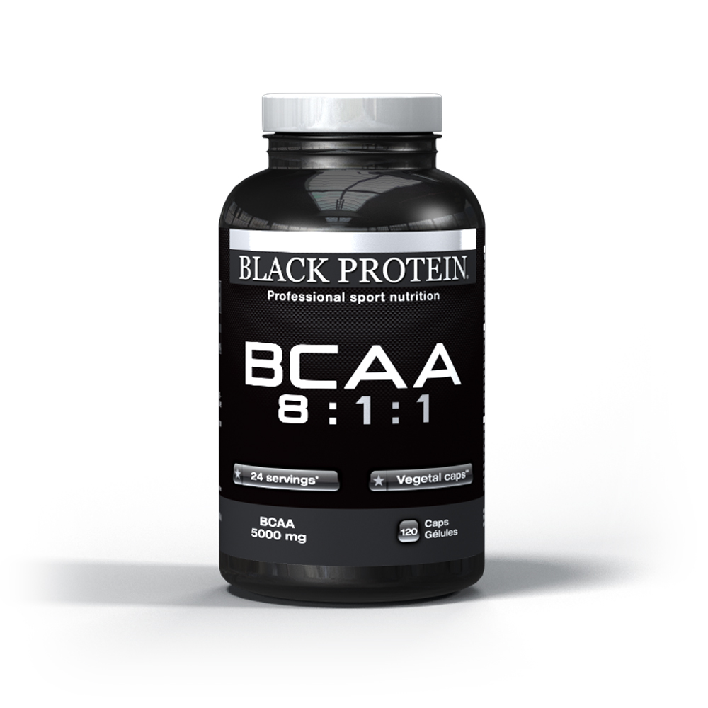 Black Protein BCAA Vegan 8:1:1 / BCAA