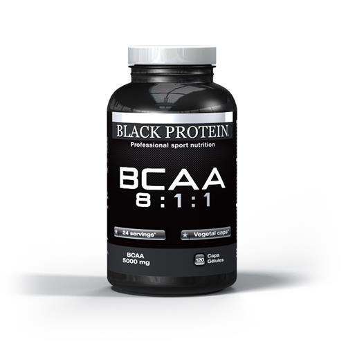 Acides aminés Black Protein BCAA Vegan 8:1:1