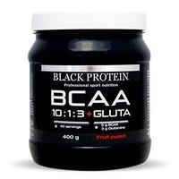 Acides aminés BCAA 10:1:3 Vegan + Gluta / BCAA Black Protein - Fitnessboutique
